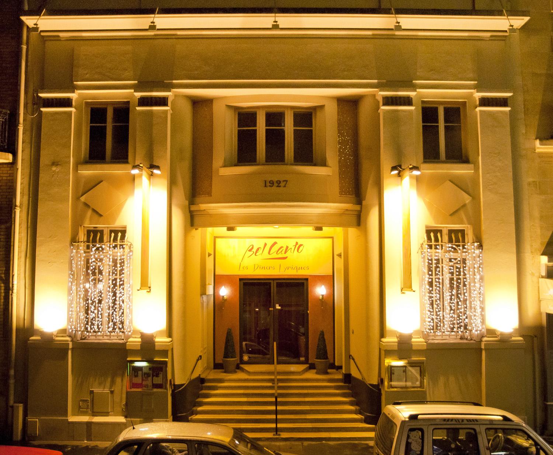 Le Bel Canto Neuilly : Faites de votre événement un dîner de gala !