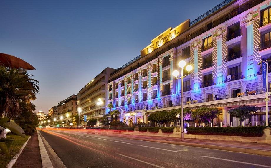 Votre séminaire résidentiel idéalement situé à Nice, sur la promenade des Anglais à l'hôtel*** Vacances Bleues Business Le Royal !