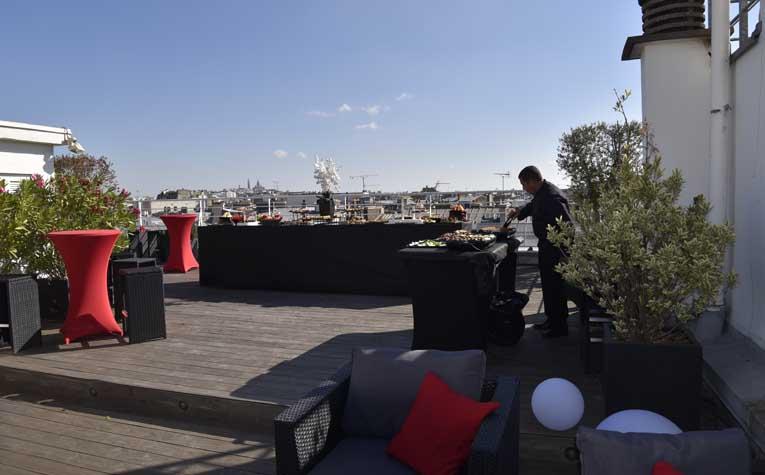 Le nouveau rooftop du 17ème arrondissement de Paris : Wagram 360°