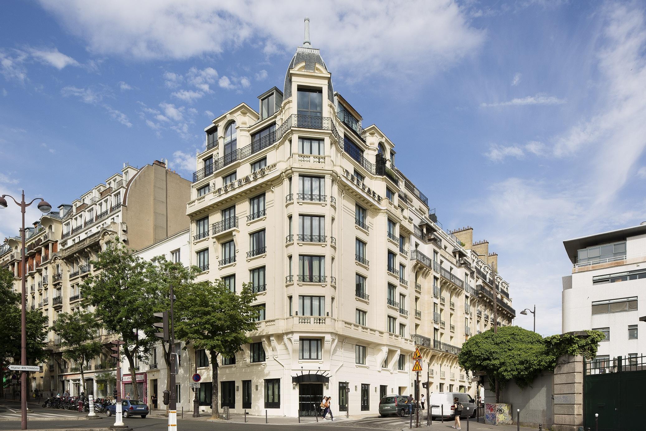 """Le Terrass"""" Hôtel, le rendez-vous des artistes depuis 1911"""