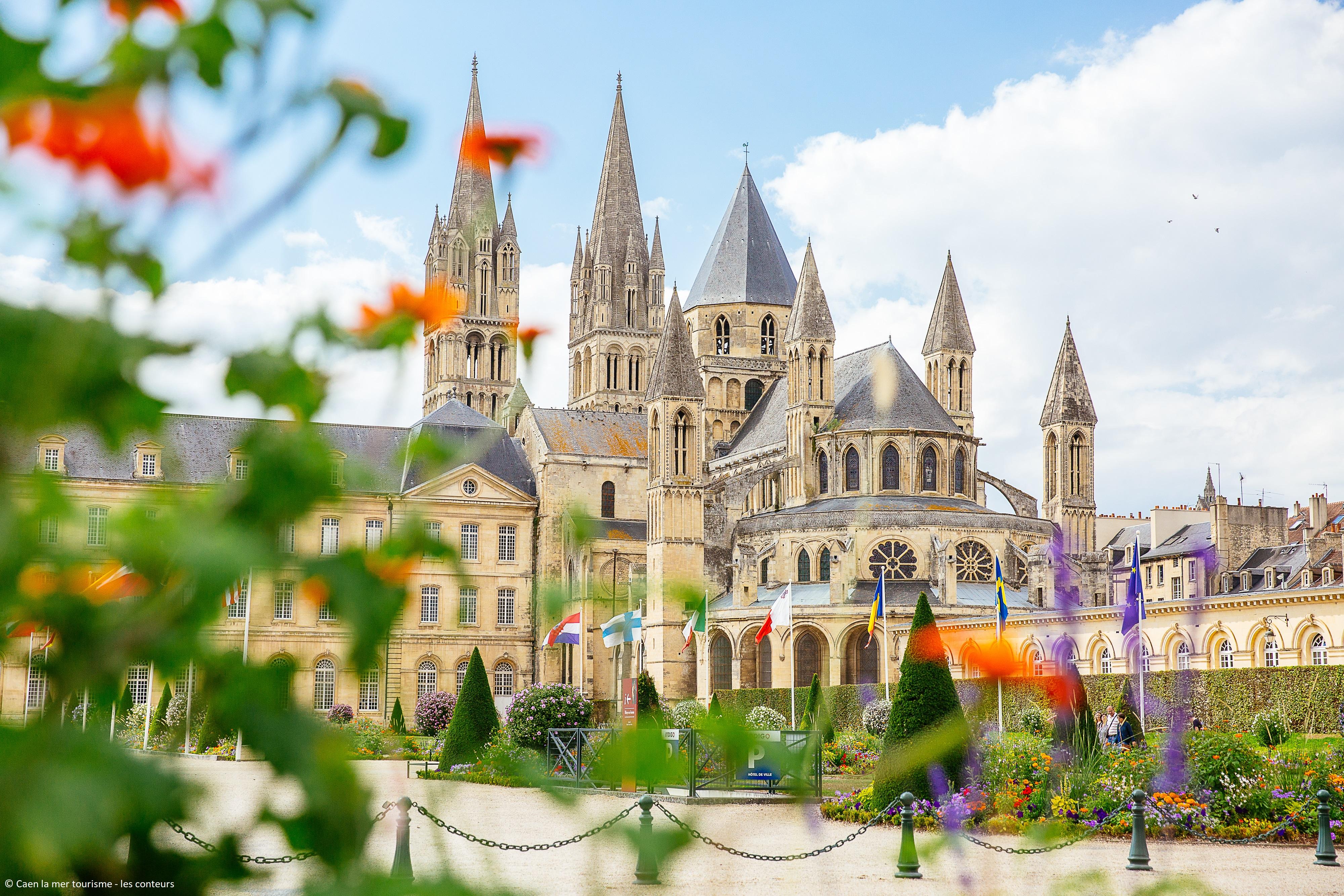 Caen, une ville au patrimoine exceptionnel !