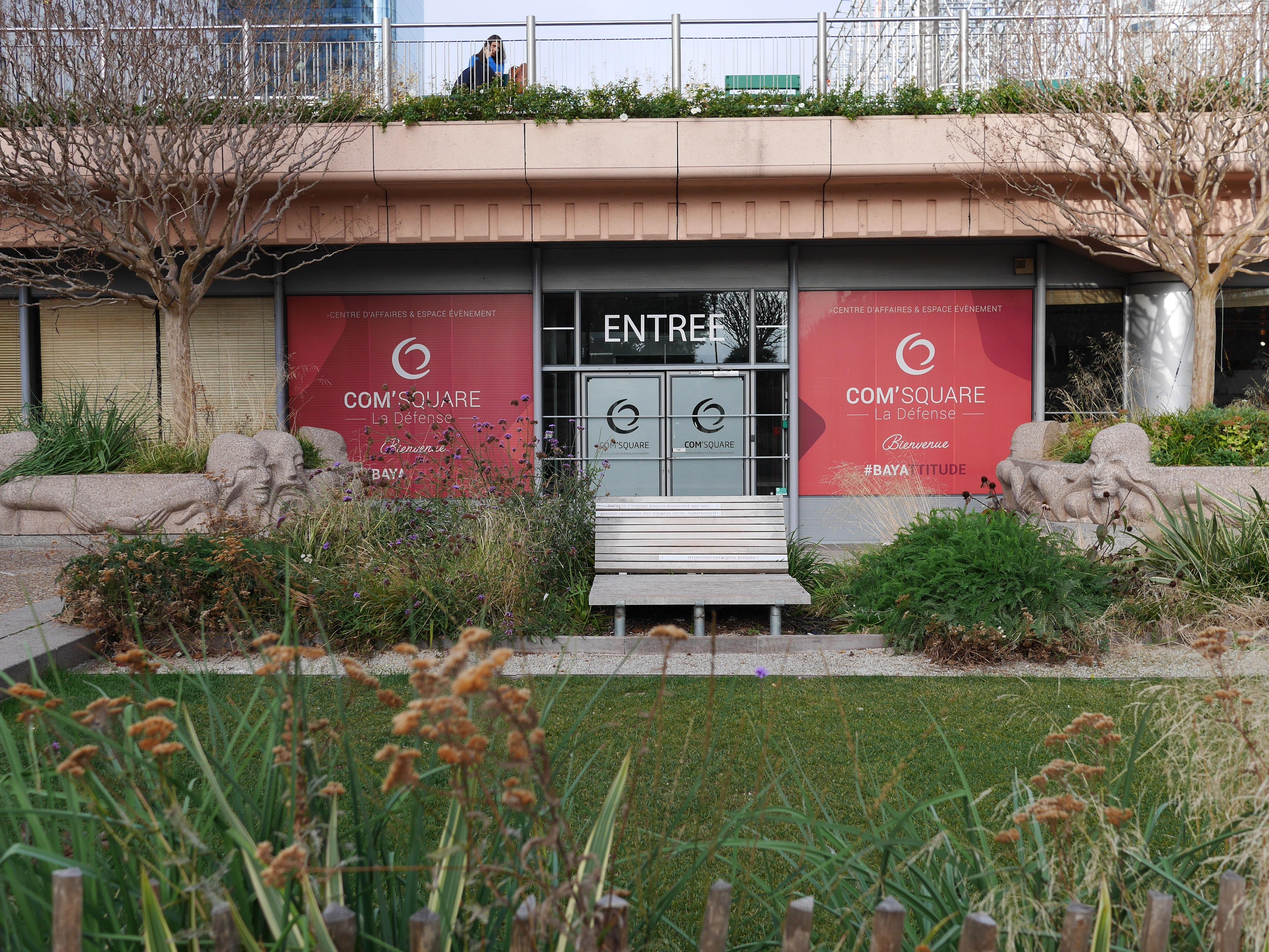 Comsquare, centre d'affaires Baya Axess à La Défense