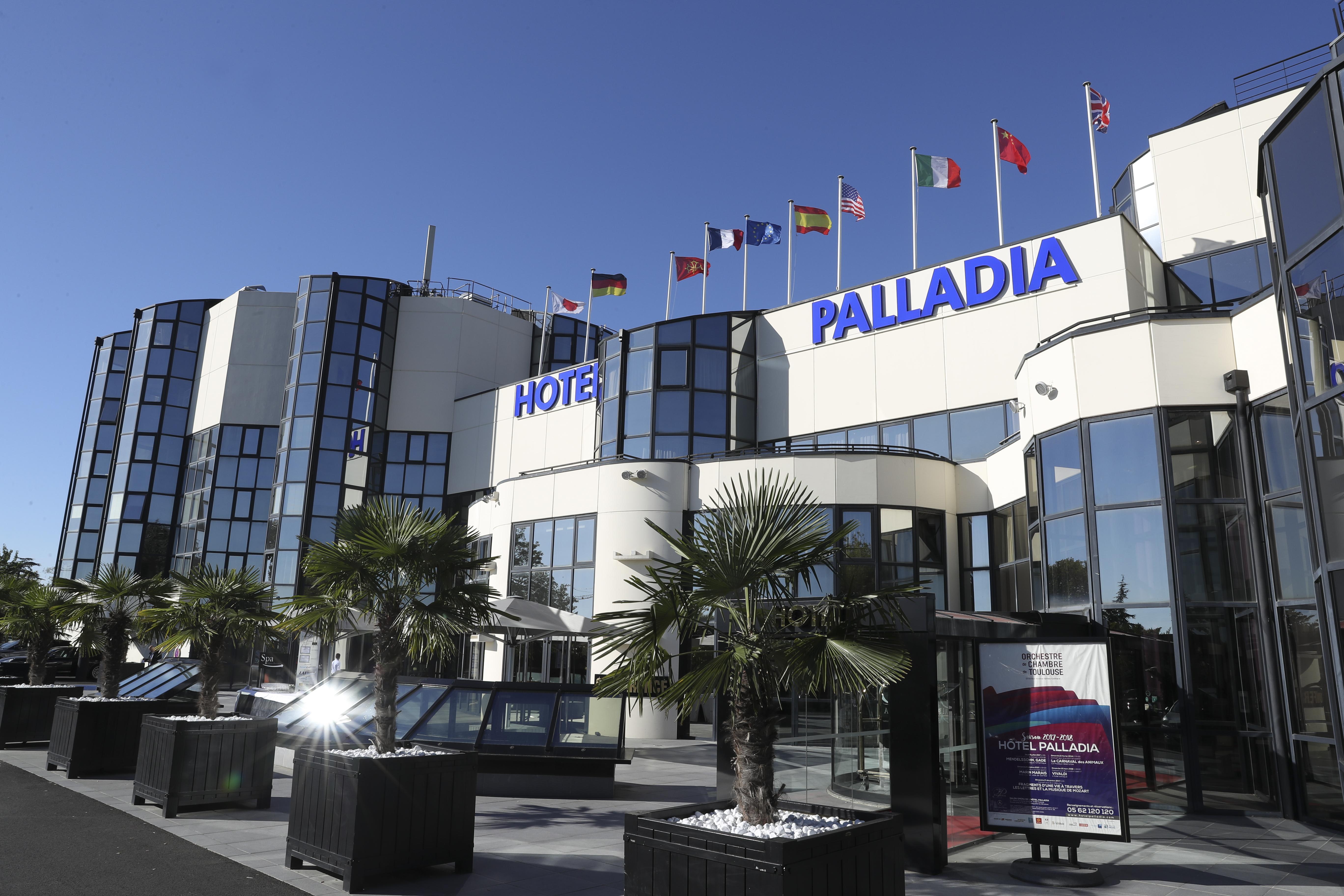 Hôtel Palladia, 90 Chambres - 16 Salles de réunion