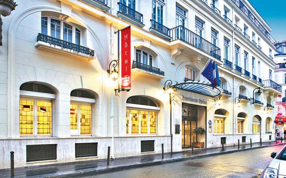 Vous programmez un séminaire résidentiel sur Paris ? Optez pour notre hôtel*** Vacances Bleues Business Provinces Opéra, entièrement rénové en 2021