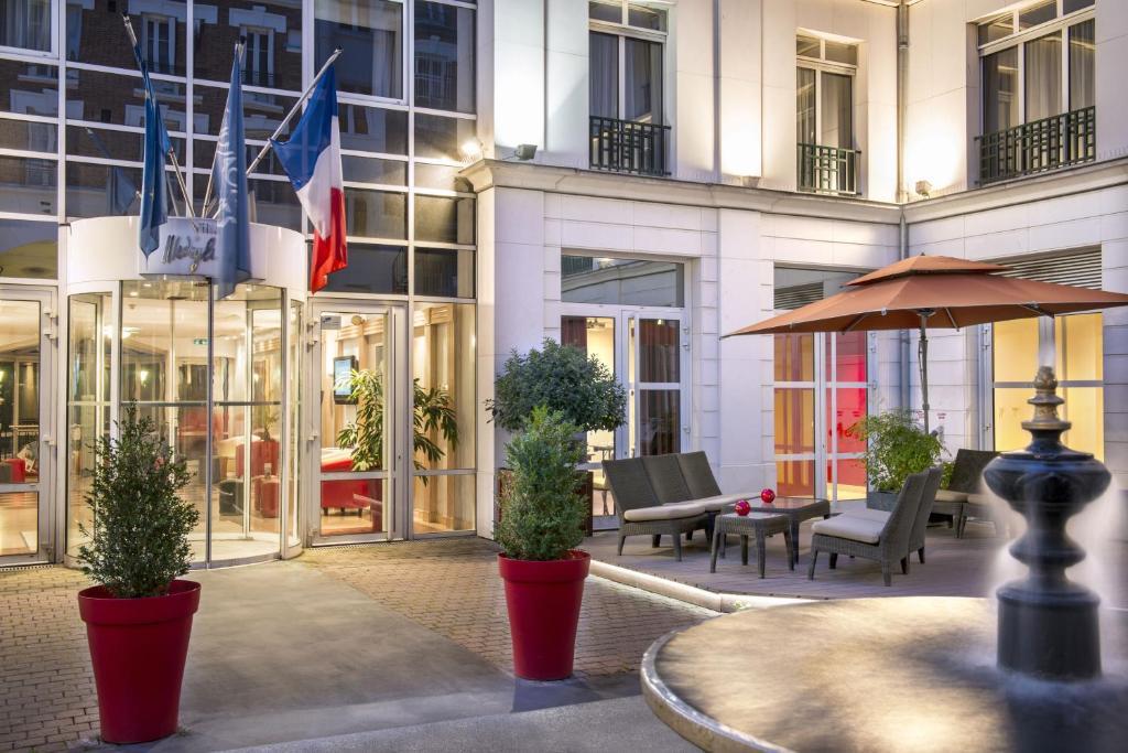 Programmez dès maintenant votre séminaire 2022 sur Paris, à l'hôtel La Villa Modigliani, Vacances Bleues Business
