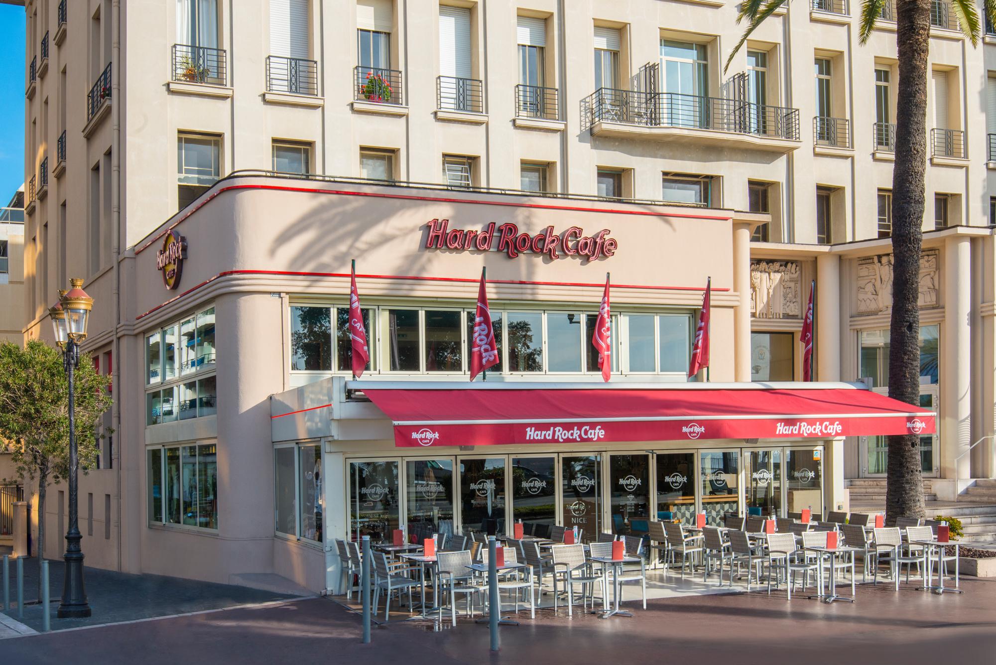Vous recherchez plus qu'un simple lieu pour votre prochain événement? Hard Rock Cafe Nice est bien plus qu'un restaurant!